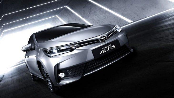 """Toyota Altis  """"เร้าใจอีกระดับ...ไม่ขับไม่รู้"""" ราคารถยนต์มือสองปี 2018 สูงสุด  779,000 บาท"""