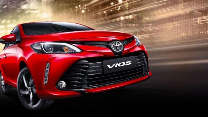 "Toyota Vios ""รถเก๋ง 4 ประตู ซีดาน ที่มาพร้อมกับดีไซน์หรูระดับพรีเมียม"" ราคารถยนต์มือสองปี 2018 สูงสุด  609,000 บาท"
