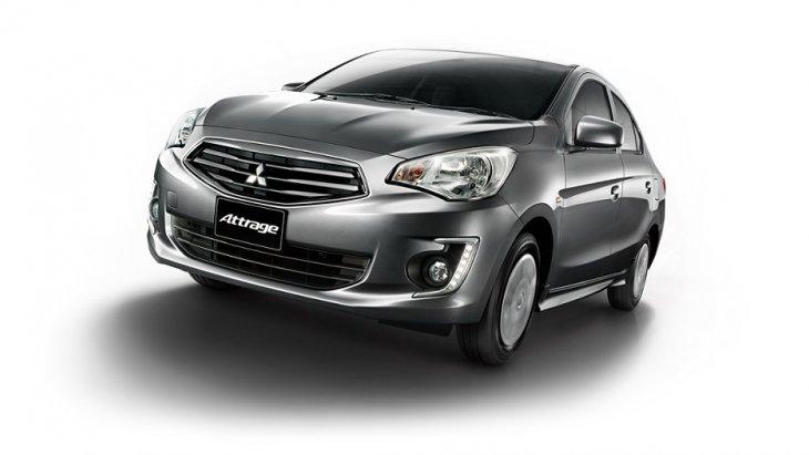 All New Mitsubishi Attrage 2018 เป็นรถเก๋งอีโคคาร์ ที่มีความคล่องตัว สะดวกสบายในการใช้งาน  ด้วยตัวรถที่มีขนาดเล็กกะทัดรัดเพื่อตอบโจทย์และเหมาะกับการขับขี่ในเมืองที่มีการจราจรที่แออัด ราคา All New Mitsubishi Attrage 2018 เริ่มต้นที่ 483,000 บาท
