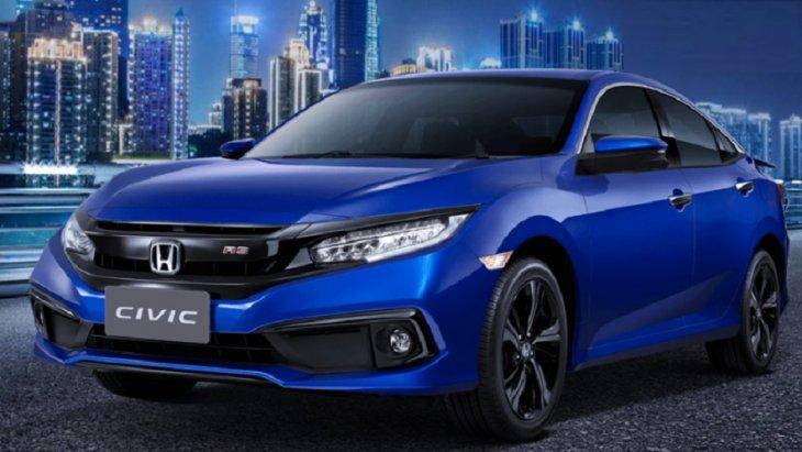 """Honda Civic """"โฉบเฉี่ยว ปราดเปรียว หรูหรา สไตล์สปอร์ต"""" ราคารถยนต์มือสองปี 2018 สูงสุด  1,169,000 บาท"""