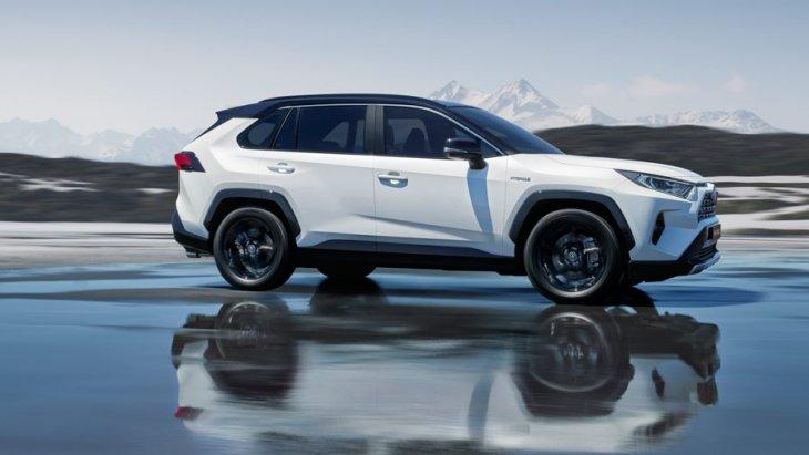 มาพร้อมกับขุมพลัง SUV Hybrid คันแรกที่ Toyota ได้พัฒนาขึ้น