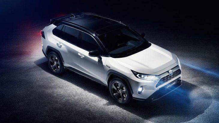 All-new 2019 RAV4 ตัวใหม่ล่าสุดจาก Toyota