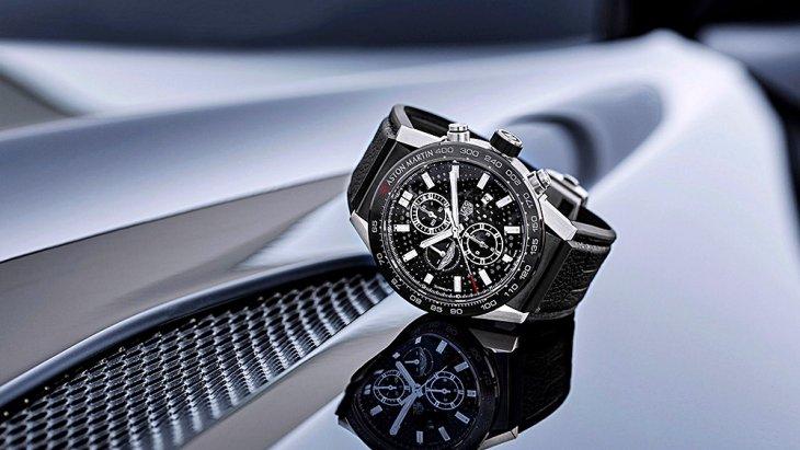 TAG Heuer นาฬิกาสวิสหรู แรงบันดาลของรถรุ่นพิเศษคันนี้