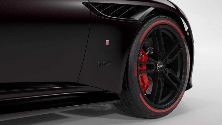 ยาง Pirelli color edition สีเดียวกันตัวถัง