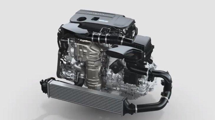 Honda Accord 2019 มาพร้อมกับเครื่องยนต์เบนซินเทอร์โบชาร์จ 1.5 ลิตร, 2.0 ลิตร และเครื่องยนต์ไฮบริด 2.0 ลิตร