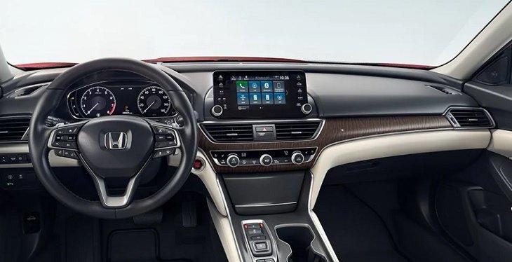 Honda Accord 2019 มาพร้อมกับอุปกรณ์และฟังก์ชั่นการใช้งานที่ทันสมัย