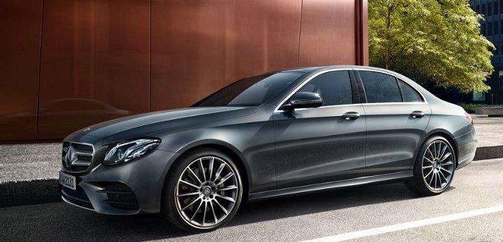 Mercedes-Benz E-Class 2019 รถเก๋งสไตล์โมเดิร์นที่สุดแห่งความหรูหราทันสมัยที่ผสมผสานความสปอร์ตเข้าไว้ด้วยกันอย่างลงตัว