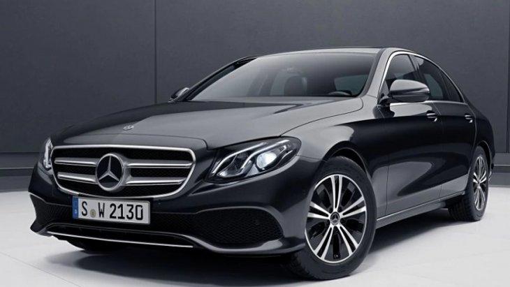 ราคา Mercedes-Benz E-Class 2019 เริ่มต้นที่ 3,580,000 บาท