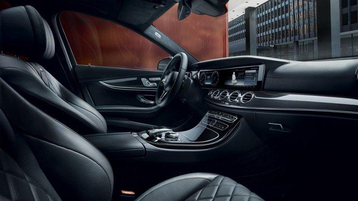 Mercedes-Benz E-Class 2019 มาพร้อมกับอุปกรณ์และฟังก์ชั่นการใช้งานที่ช่วยอำนวยความสะดวกให้กับคุณมากมาย