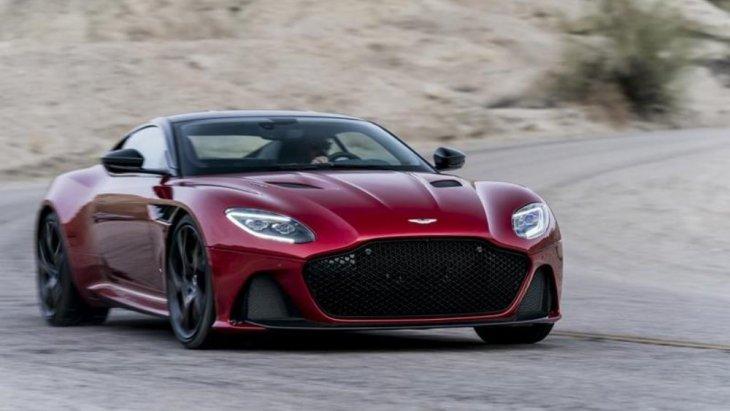 Aston Martin DBS Superleggera 2018 ยนตรกรรมสุดหรูแห่งปี