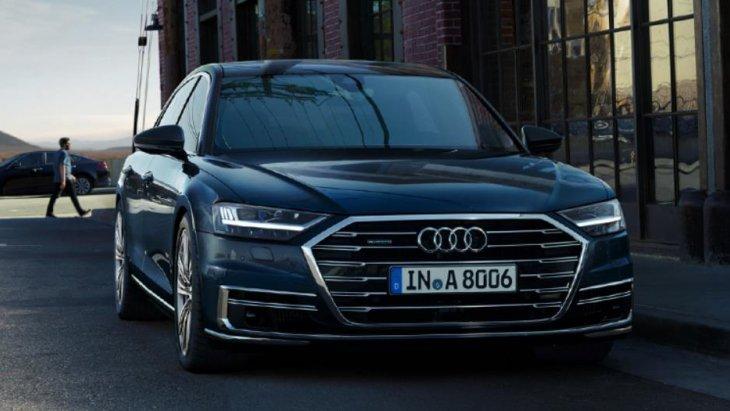 All New Audi A8 L ที่มาพร้อมกับความแรงที่ยากจะเทียบได้