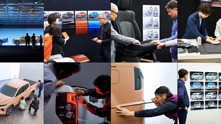 ทีมงาน Mitsubishi ระบุว่าจะเปิดผ้าคลุมรถรุ่นนี้ที่งาน Geneva Motor Show 2019 ในวันที่ 5 มีนาคม 2562 เท่านั้น