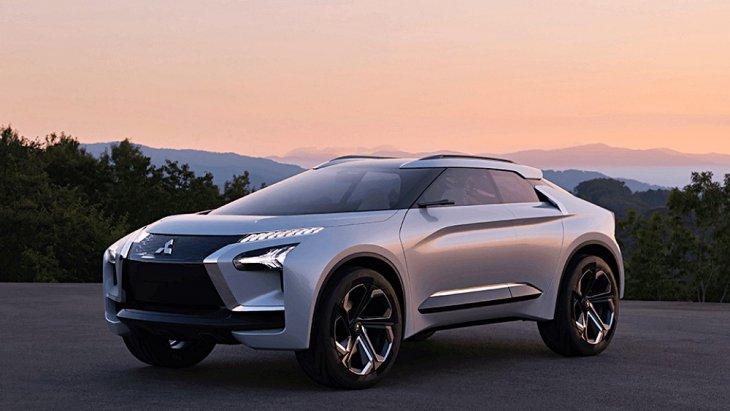 ดีไซน์ที่ล้ำยุคในตัวรถต้นแบบไฟฟ้า  e-evolution concept