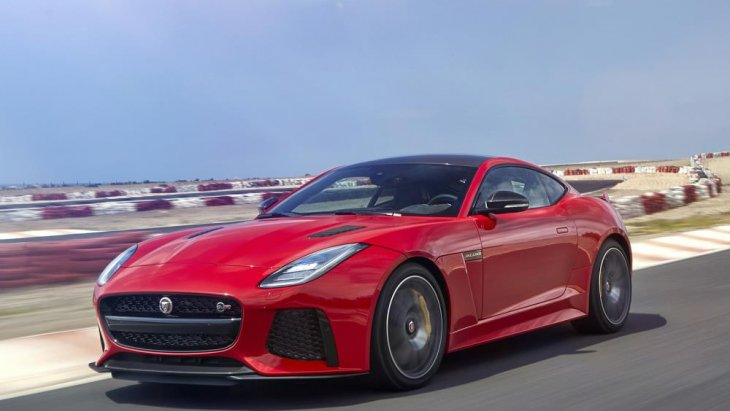จากัวร์ (Jaguar) F-Type 300PS เปิดตัวครั้งแรกในไทยด้วยขุมพลังใหม่ 300 แรงม้า พร้อมราคาถูกสุดในตระกูล F-Type ที่ 6.999 ล้านบาท