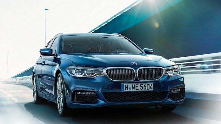 BMW 5 Series Touring 2019 รถยนต์อเนกประสงค์ที่มาพร้อมกับความหรูหราสไตล์สปอร์ตสะดวกสบายตอบโจทย์ทุกการเดินทาง
