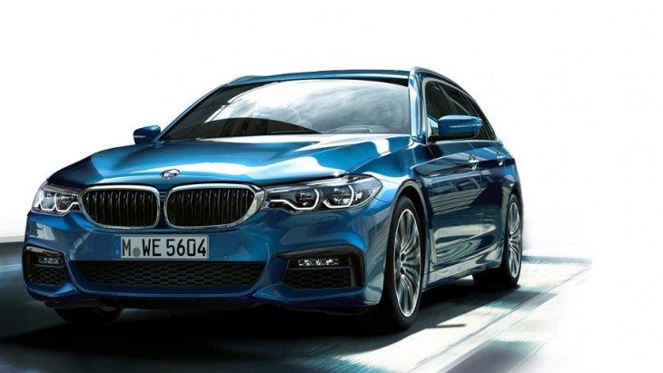 ราคา BMW 5 Series Touring 2019 เริ่มต้นที่ 4,499,000 บาท