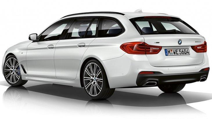 ไฟท้ายที่เป็นเอกลักษณ์ของ BMW ด้วยดีไซน์รูปตัว L