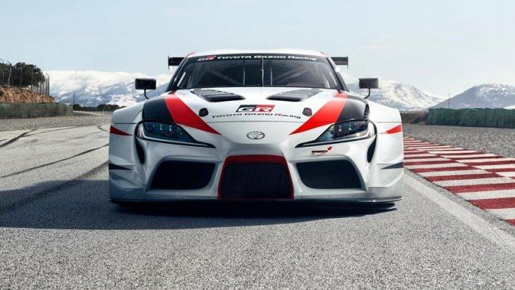 Toyota GR Supra Racing Concept ใหม่ รถสปอร์ตในตำนานจากค่ายสามห่วง ถูกเผยโฉมอย่างเป็นทางการที่งานเจนีวามอเตอร์โชว์ 2018