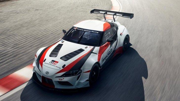 Toyota Supra ใหม่ ถูกพัฒนาแพล็ตฟอร์มและเครื่องยนต์ร่วมกับ BMW Z4 ที่กำลังจะเปิดตัวในอนาคต