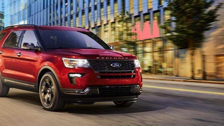 Ford Explorer 2020 รถ SUV ที่มาพร้อมกับรูปลักษณ์ภายนอกที่ดูแข็งแกร่งและบึกบึนพร้อมลุยไปกับครอบครับคุณได้ในทุกเส้นทาง