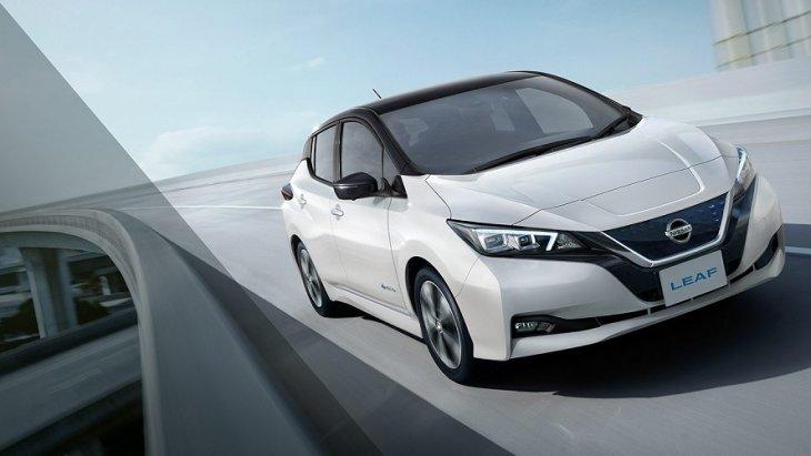 Nissan LEAF  นวัตกรรมยานยนต์ไฟฟ้าที่มียอดขายดีที่สุดในโลก ราคา Nissan LEAF  เริ่มตันที่ $ 22,490