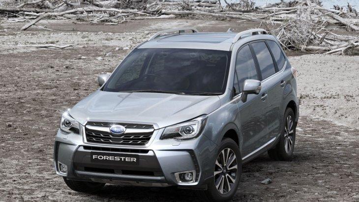All new Subaru Forester 2019 รถยนต์ SUV สมรรถนะแกร่งสายพันธุ์สปอร์ตออฟโรด  ที่ได้ออกแบบมาเพื่อเอาใจครอบครัวออฟโรดที่ชอบการเดินทางและการผจญภัย ราคา All new Subaru Forester 2019 เริ่มต้นที่ 1,330,000  บาท