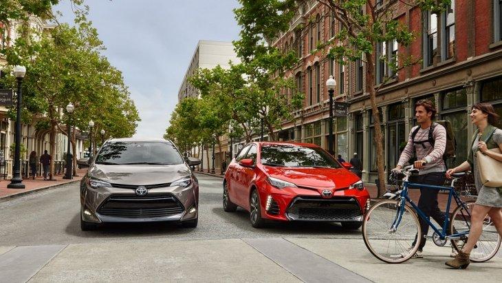 Toyota Corolla 2019 รูปลักษณ์สะดุดสายตาเป็นตัวเลือกความปลอดภัยอันดับหนึ่งของ IIHS  ราคา Toyota Corolla 2019  เริ่มต้นที่ $ 18,700