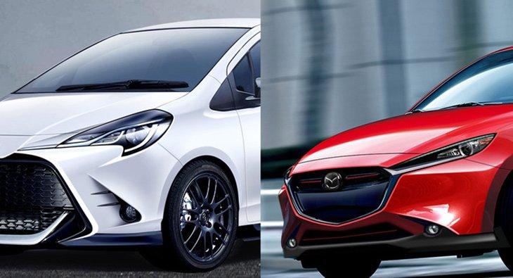 Yaris 2020 เหมือนเป็นการเอา All New Mazda 2 มาเปลี่ยนหน้าใหม่