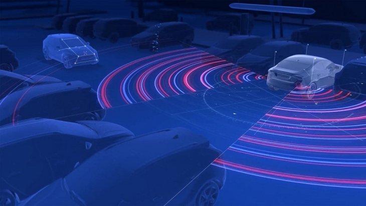 Cross Traffic Alert  การเตือนการจราจรที่ตัดผ่านด้านหลัง โดยจะมีเสียงเตือนเมื่อมีรถขับผ่านด้านหลังโดยจะสามารถตรวจจับรถที่วิ่งเข้ามาจากด้านข้างที่ระยะไม่เกิน 30 ม.