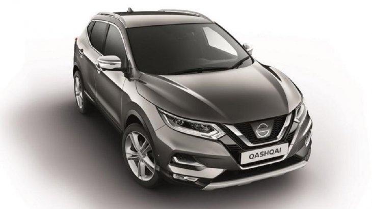 Nissan Qashqai รุ่น N-Motion ใหม่ ถูกพัฒนามาจากรุ่น N-Connecta ที่วางจำหน่ายในปัจจุบัน