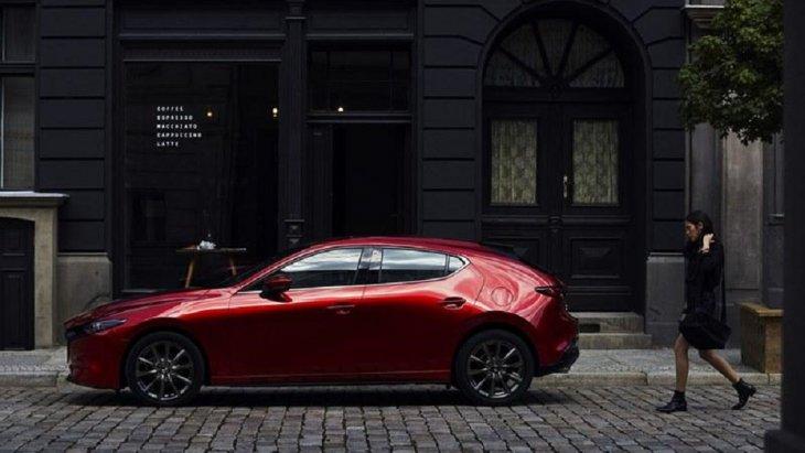 Mazda3  2019 ถูกเปิดตัวเป็นครั้งแรกในโลกที่งาน Los Angeles Auto Show ประเทศสหรัฐอเมริกา