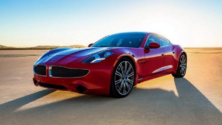 รวมถึงให้ทีมออกแบบของทาง Pininfarina ช่วยพัฒนาการออกแบบรถของ Karma ในด้านต่างๆ