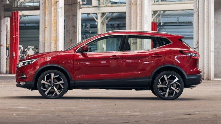 ยุโรปและออสเตรเลีย เปิดตัวรุ่นปรับโฉมไปแล้ว สำหรับ Nissan Qashqai Crossover พระรองต่อจากรุ่น X-Trail