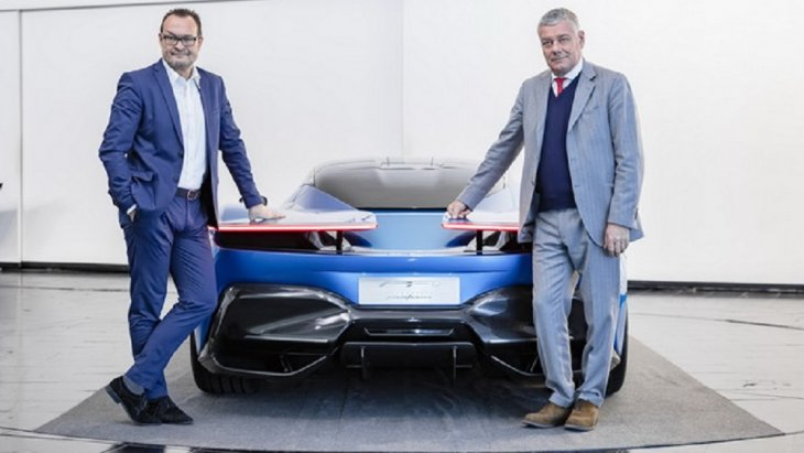2 ยักษ์ใหญ่ Karma Automotive + Pininfarina ประกาศความสัมพันธ์เป็นพาร์ทเนอร์ในอนาคตแล้ว