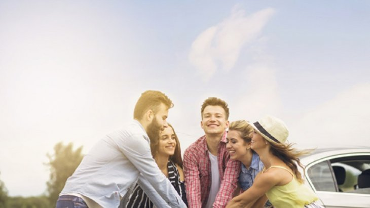 เพื่อนคือส่วนผสมที่สำคัญที่สุดในรายการชีวิต