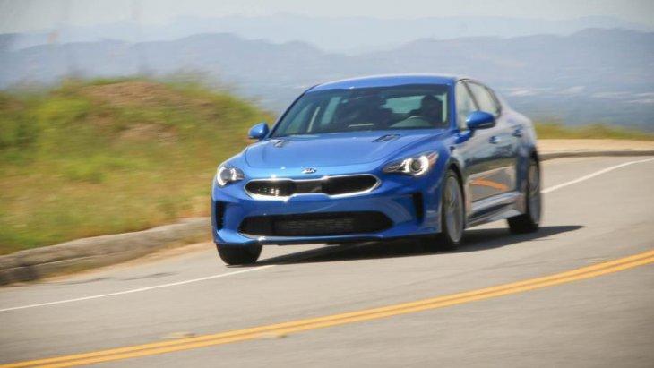 Kia Stinger 2019 ได้รับแรงบันดาลใจและการพัฒนามาจากสุดยอดยานยนต์มากถึง 2 รุ่น