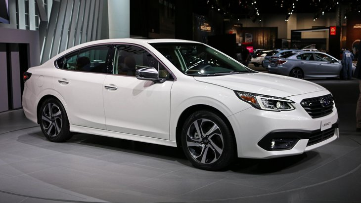 All-new Subaru Legacy 2020 จะถึงโชว์รูมในสหรัฐฯ ช่วงฤดูใบไม้ร่วง (กันยายน-พฤศจิกายน) ส่วนราคายังไม่ประกาศจนกว่าจะใกล้เวลาวางจำหน่าย