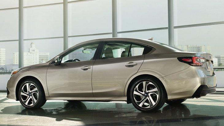 Subaru Global Platform ใหม่ ช่วยให้รถซีดานขนาดกลางอย่าง All-new Subaru Legacy 2020 มีโครงสร้างที่แข็งแกร่งทนการบิดตัวมากขึ้นพอสมควรในหลาย ๆ จุด  ด้วยการใช้เหล็ก Ultra-High-Tensile-Strength ซึ่งมีผลต่อการขับขี่อย่างมาก รวมถึงระบบกันสะเทือนก็แข็งแรงมาก