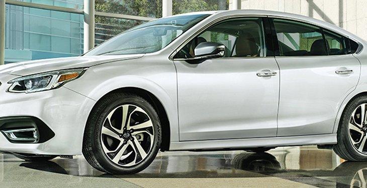 Subaru เปิดตัวโฉมใหม่ เจเนอเรชั่นที่ 7 ของ Subaru Legacy ที่งาน Chicago Auto Show 2019 ซึ่งเป็นโฉมใหม่และพัฒนาบน Subaru Global Platform พร้อมเดินตามปรัชญาการออกแบบล่าสุด Dynamic x Solid เพื่อให้ All-new Subaru Legacy 2020 ดูน่าประทับใจ