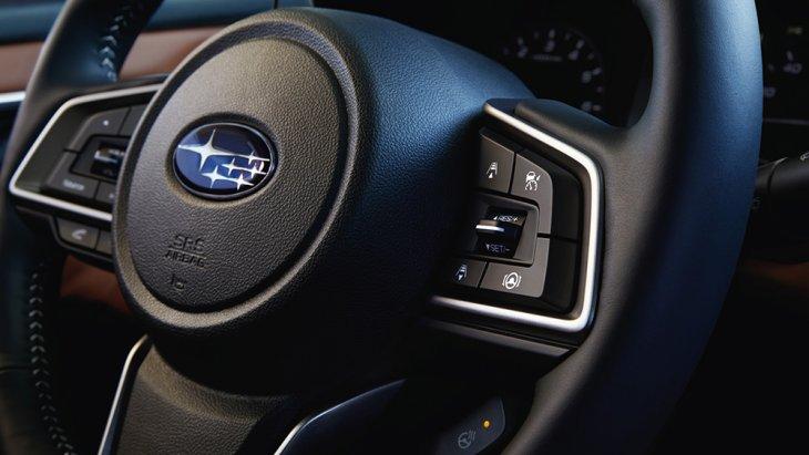 All-new Subaru Legacy 2020 มีการบังคับควบคุมมีการตอบสนองดี ฉับไวและราบรื่น รวมถึงให้การขับขี่ที่เงียบสงบ แม้ในสถานการณ์ฉุกเฉินก็ยังสามารถควบคุมได้