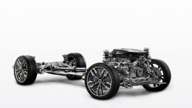 แซสซี BMW X3 2019 มาพร้อมกับการควบคุมเสถียรภาพแบบไดนามิก (DSC) ช่วยป้องกันและควบคุมทิศทางในการขับขี่ทำให้มีความปลอดภัยมากขึ้นในขณะที่ขับขี่บนพื้นผิวถนนลื่น