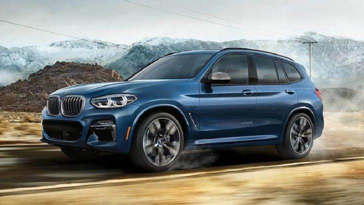 ราคา BMW X3 2019 เริ่มต้นที่ $ 41,000