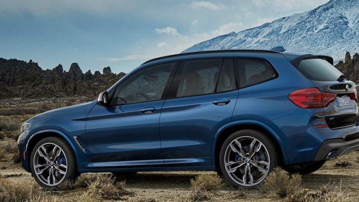 BMW X3 2019 พร้อมออกลุยไปกับทุกคุณในทุกเส้นทางทั้งทางเรียบและถนนออฟโรด