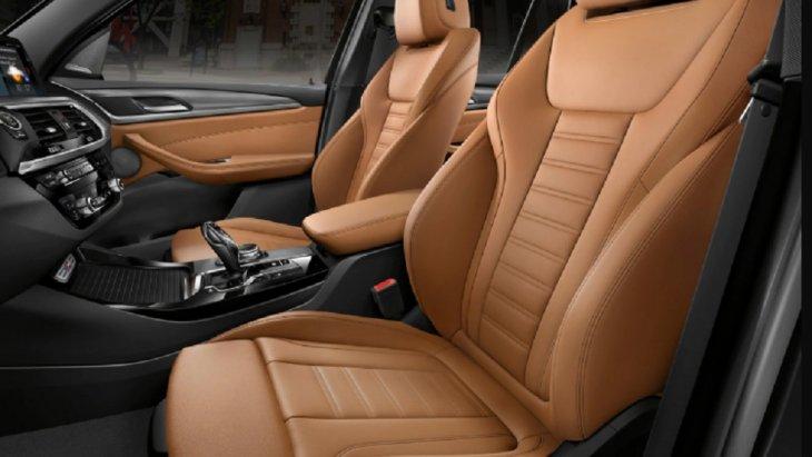 ภายในห้องโดยสาร BMW X3 2019 ตกแต่งอย่างหรูหราด้วยวัสดุคุณภาพระดับเพรียม