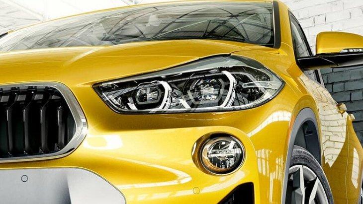 เพิ่มความโฉบเฉี่ยว และปราดเปรียวให้กับ BMW X2 2019 ด้วยไฟหน้าแบบ LED ดีไซน์ใหม่