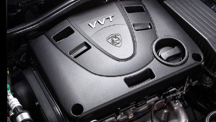 PROTON THE NEW SAGA มาพร้อมกับเครื่องยนต์ 1.3 ลิตร VVT ด้วยสมรรถนะที่ทรงพลังราบรื่นทุกการขับขี่และยังช่วยประหยัดน้ำมันได้มากขึ้น