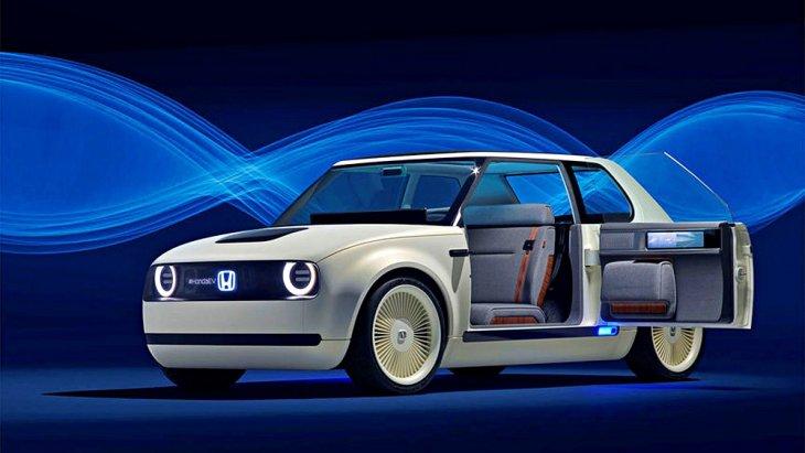 Honda EV รุ่นแรกของ Honda จะเป็นรถยนต์ไฟฟ้าที่มินิมอล เล็ก กะทัดรัด ประหยัดพื้นที่และแน่นอนเป็นมิตรกับสิ่งแวดล้อม เหมาะกับไลฟ์สไตล์คนเมือง