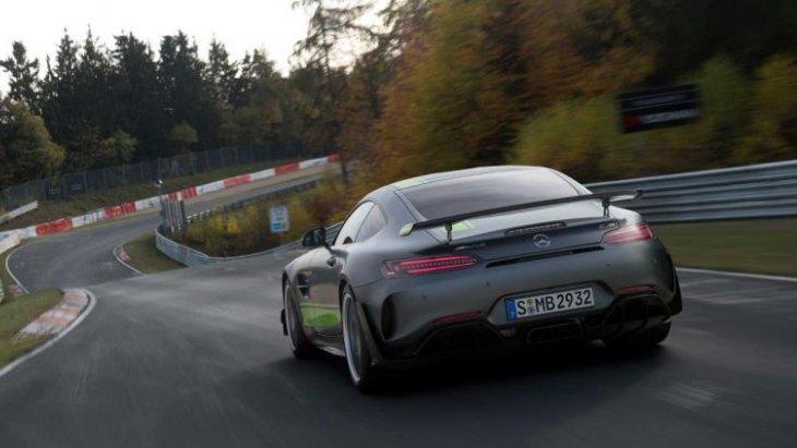 การออกแบบจะมีความคล้ายคลึงกันเนื่องจากการจัดอยู่ในตระกุลของ Mercedes-AMG
