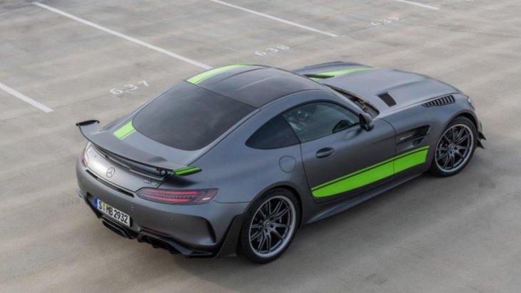 ราคาจำหน่ายของ Mercedes-AMG GT C เริ่มต้นอยู่ที่ 16.8 ล้านบาท
