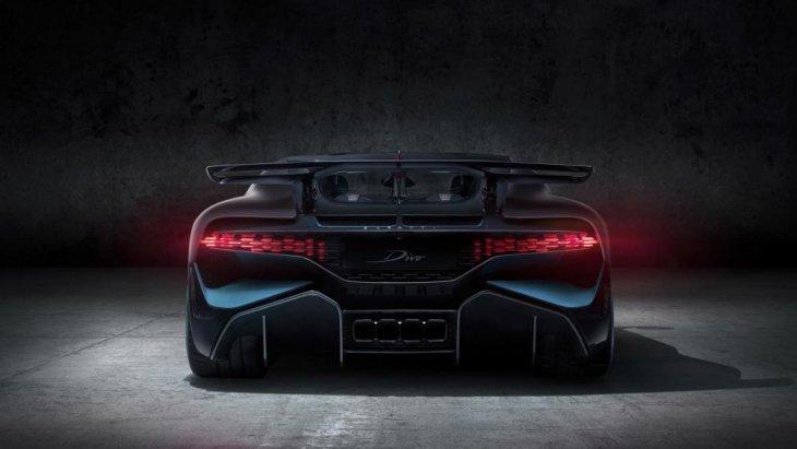 Bugatti  จะเริ่มผลิต Divo ในอนาคตอันใกล้ เบื้องต้นจำนวนการผลิตจะถูกจำกัดเอาไว้ที่ 40 คันเท่านั้น
